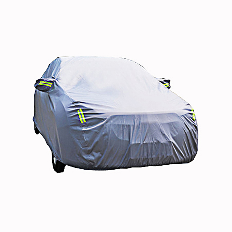 Universal Sedan Car Cover Waterproof Sun UV Resistant Oxford Fabric Surface Snow Dust Rain Protection