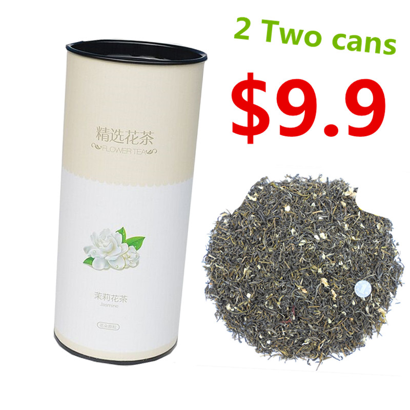 Buy 1 get 1!2016 Care Jasmine Flower Tea 200G, Premium Jasmine Pearl Tea Green Tea Chinese Tea,Green food for your health 1000g jasmine pearl tea fragrance green tea free shipping