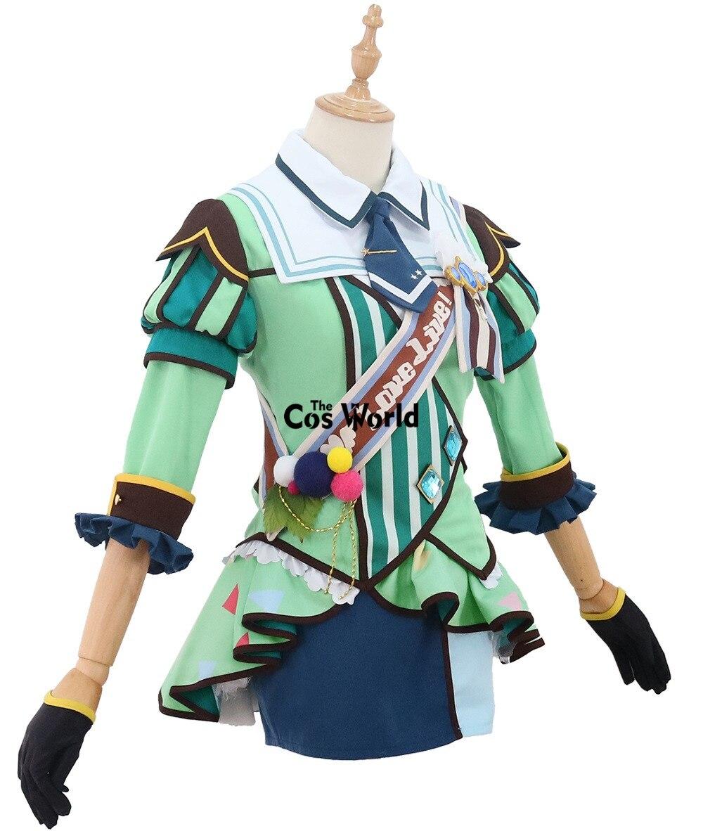 43dcf74980a3c2 Love Live École Idol Projet Sonoda Umi Crème Glacée Robe Uniforme Jupes Outfit  Anime Cosplay Costumes dans de sur AliExpress.com   Alibaba Group