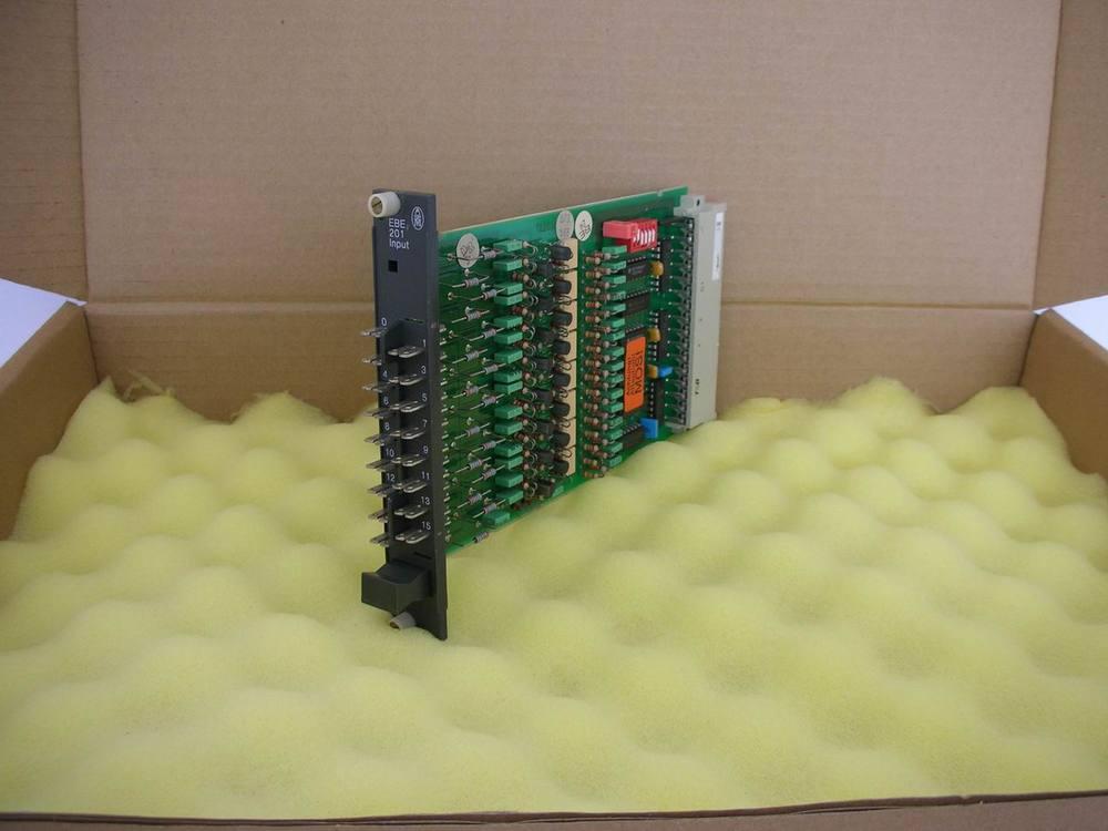 1PC USED MOELLER EBE201 1pc used electric ebe 200 input module 24vdc moeller digital