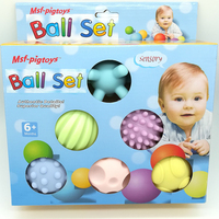 Baby Toys Soft Ball sensory toy ball early learning educational toys Funny Toys For Infant