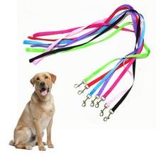 1PC 120×1.5cm Single Size 7 Colors Puppy Dog Leash
