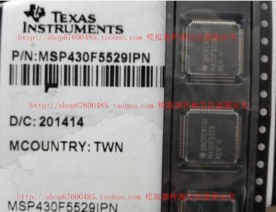Цена MSP430F5529IPN