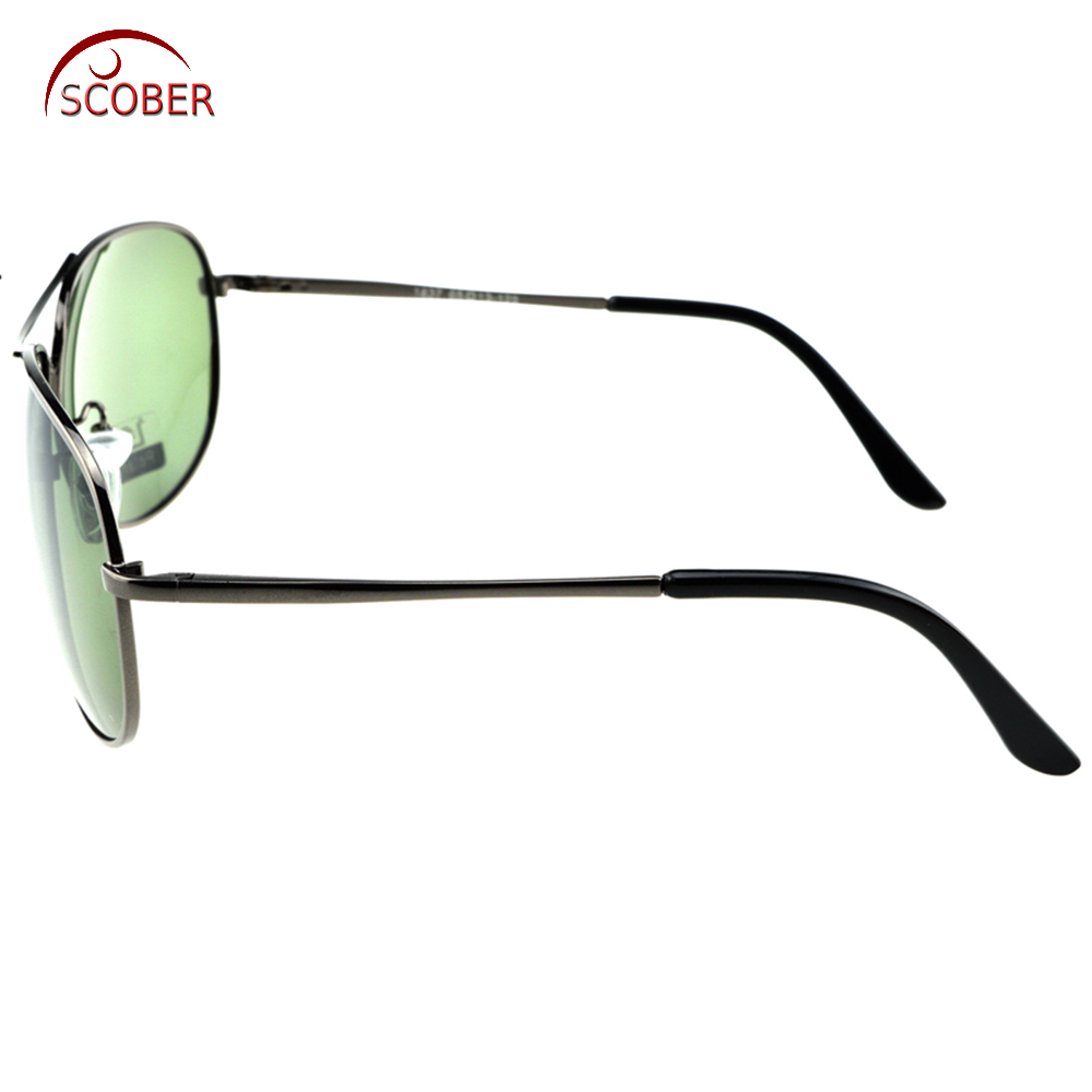 = SCOBER = Pereka Besar Gelintar Kuil Gelombang Hitam Pereka Kacamata - Aksesori pakaian - Foto 3