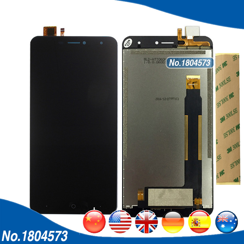 For DOOGEE X7 X7 Pro LCD Display+Touch Screen Digitizer Assembly 6.0 inch LCD Replacement 1PC/lot