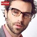 NOSSA Brand Candy Color TR90 Glasses Frame Men Korea Style Computer Glasses Myopia Glasses Frame