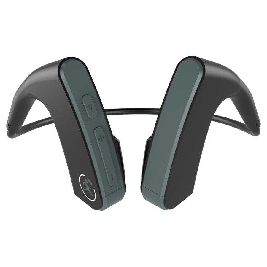 E1 Bone Conduction Bluetooth Headphones Wireless Outdoor Sport Running Bluetooth 4.1 Headset With Microphone Shock Bass Earphone zomoea bass earphone earbuds running stereo sport bluetooth headset wireless headphones for iphone android with microphone