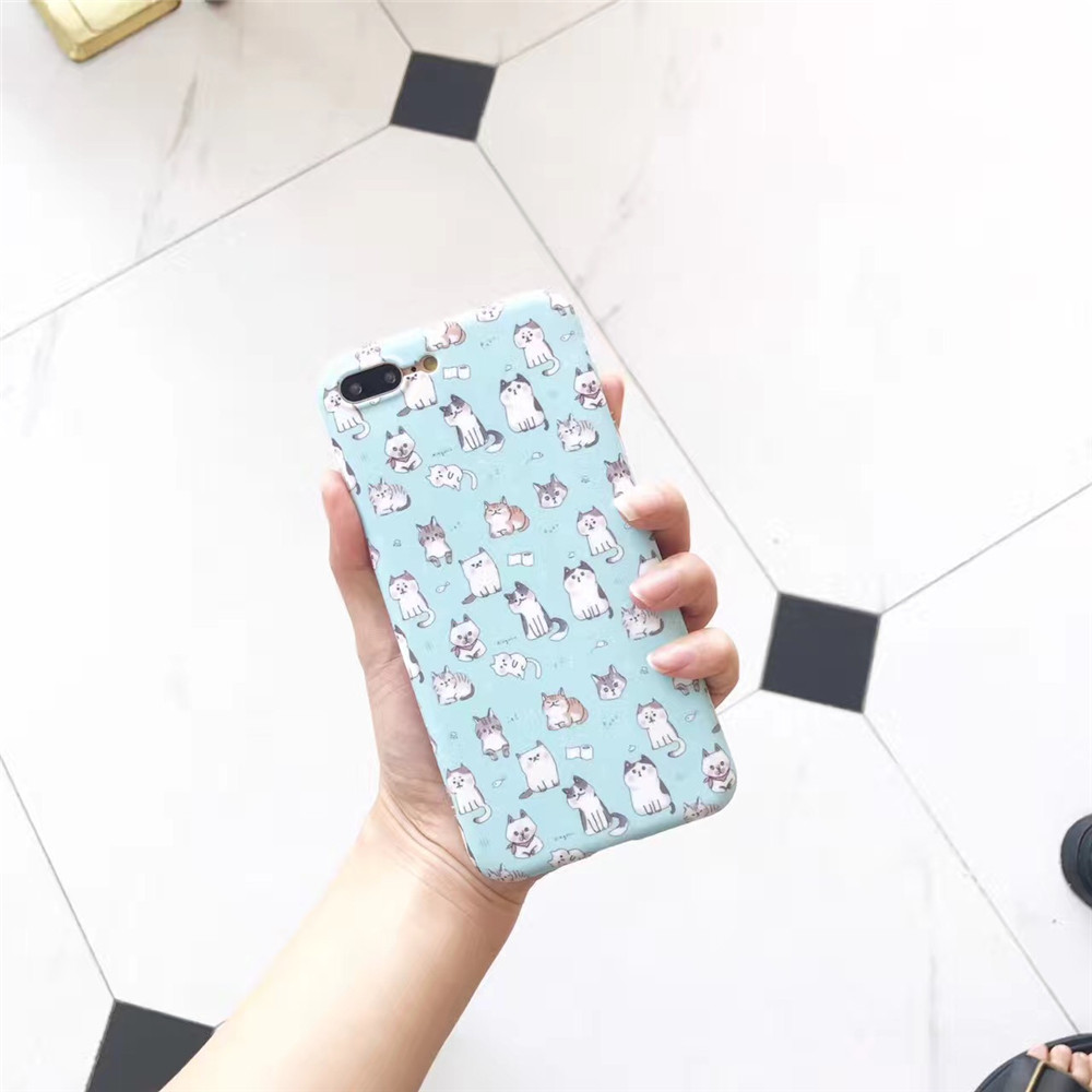 iphone 7 case duck egg blue