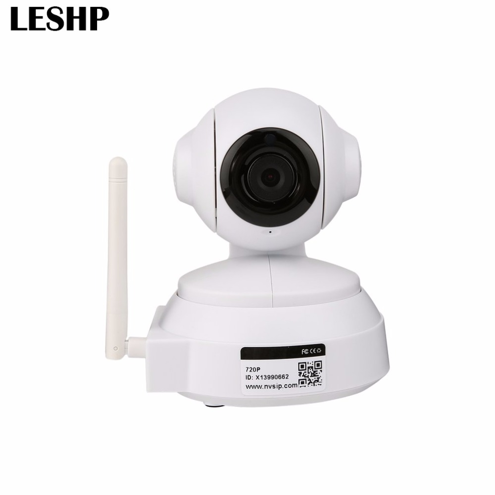 LESHP HD Smart IP Camera Wi-Fi Network Camera Wireless baby monitor for Privacy Security of Indoor Shop Use Homeuse wi fi адаптер sat integral 1210 hd в киеве