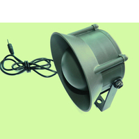 Waterproof Iron Shelf 50W 150dB Outdoor Hunting Bird Caller Mp3 Louder Speaker Hunting Decoy