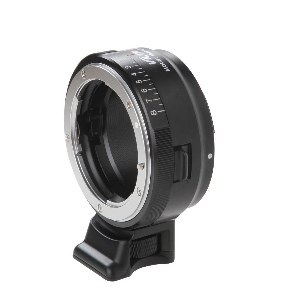 Adaptador de lente Viltrox NF-NEX Soporte para trípode Marcador de - Cámara y foto - foto 3