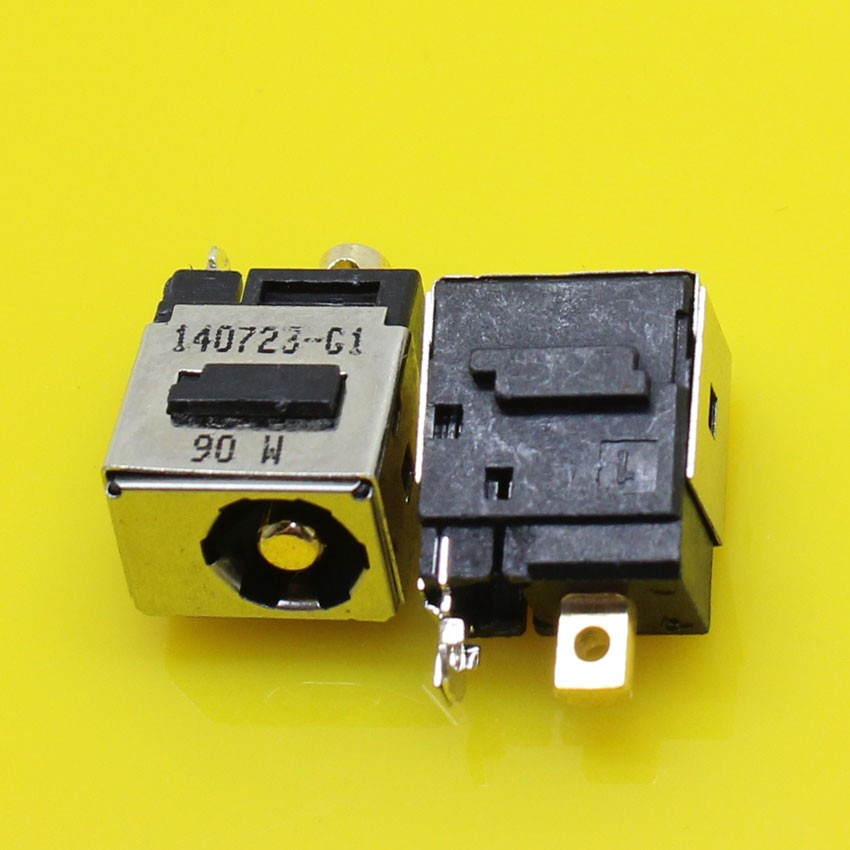 NEW DC Power Jack Connector for Lenovo Y460 Y560 Y450 Y330 Y310 G430 G450 G550 U330 Z360 DC Jack Without Cable