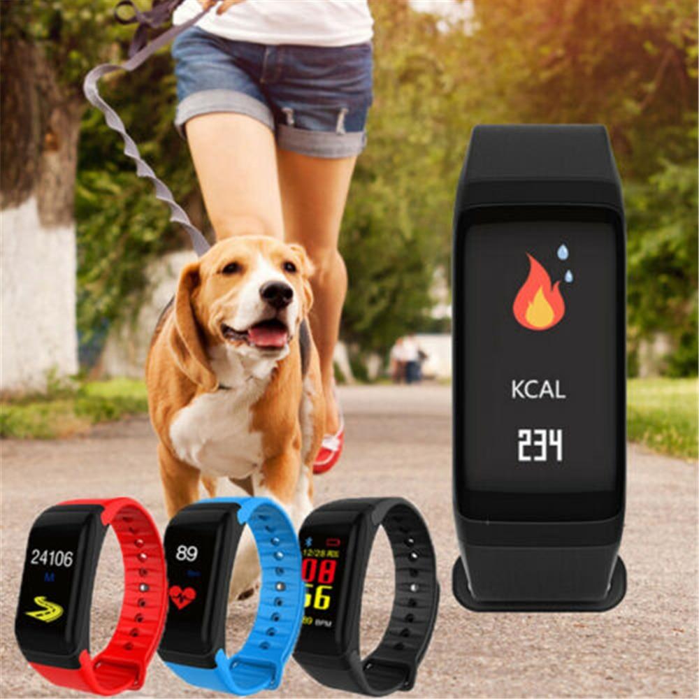 New Bluetooth Smart Bracelet Sport Watch Step <font><b>Calor