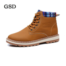 Fashion Sneakers Men Classic Lace-up High Style Autumn Winter Vulcanize Shoes Men Flat With Casual Shoes Men keep Warm Shoes