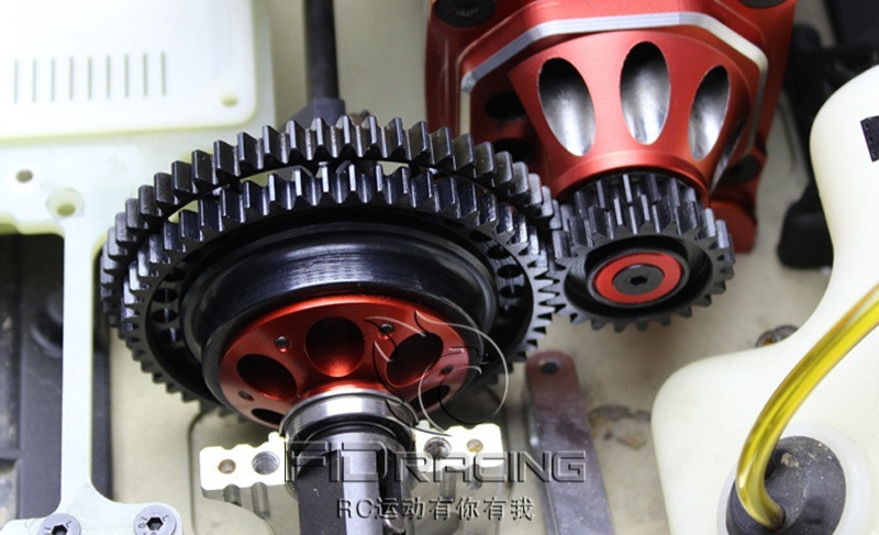 FID 2 SPEED FOR LOSI 5IVE-T 9