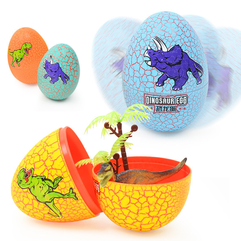 Toy Dinosaur-Model Action-Figure-Toy Collection Tumbler for Egg Funny Hot-Sale