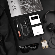 Besiter Power Bank 20000 mAh For Xiaomi Mi 2 Quick Charge 3.0 External Battery  Pack with Type-C Cable Storage Box Poverbank