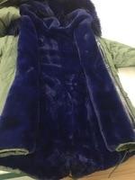 2017 Женское зимнее пальто большого размера парка с капюшоном из меха енота куртка с длинным рукавом, Женское пальто из натурального меха мил