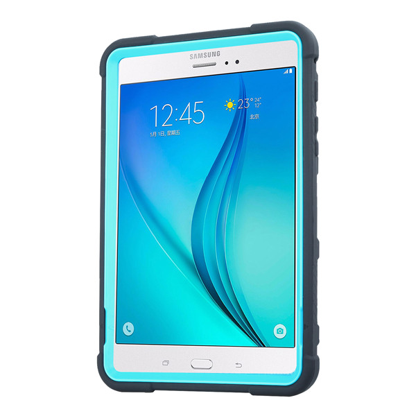 Cover Case For Samsung Galaxy Tab A 8.0 SM-T350 T355 P350 P355C Tablet Shockproof Heavy Duty Rubber Hard Child Kids Safe Cover