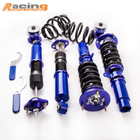 For BMW E46 3 Series Coilover Suspension Coilovers Spring Strut 323 325 328 330 328Ci 325Ci 320i 323i Shock Absorber TOp Mount