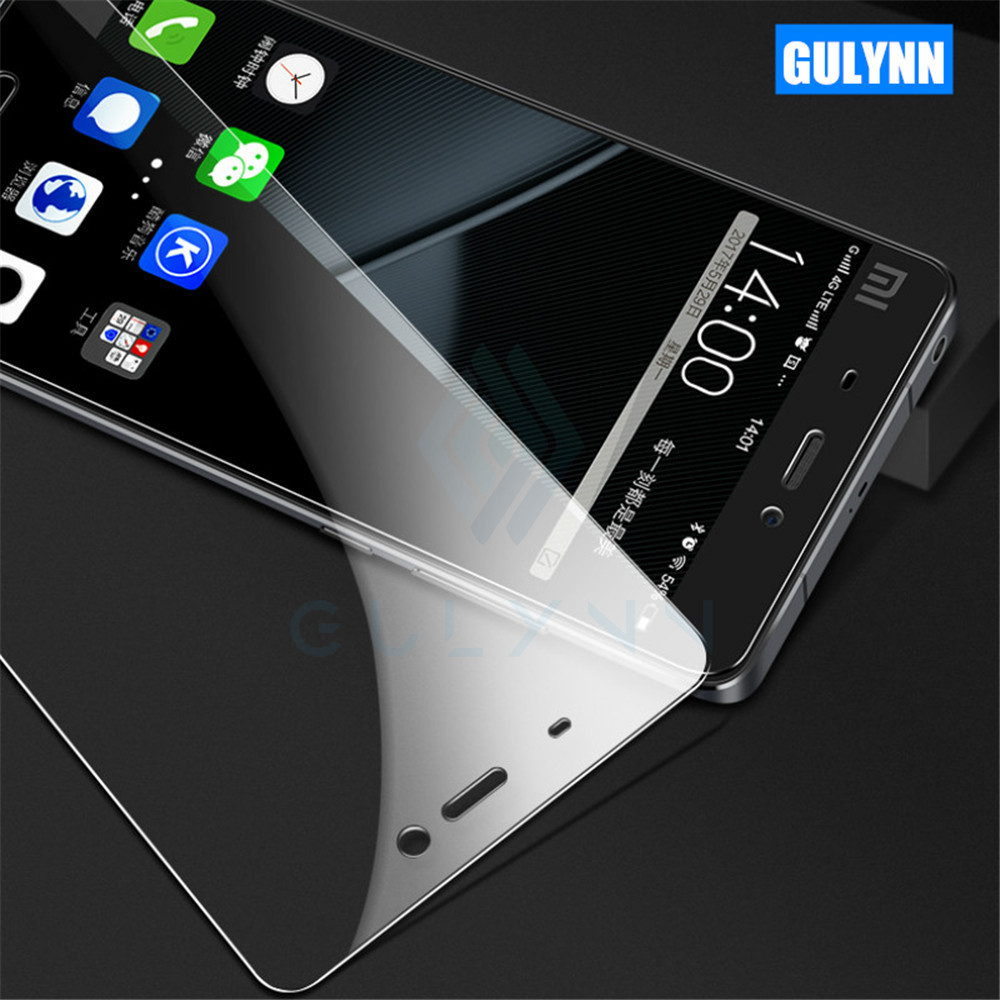9H Explosion proof Tempered Glass For Xiaomi MI 9 Redmi 4X 7 6 5 A K20 GO Pro 7A Screen Protector For Redminote 7 7Pro 6 5 Film in Phone Screen Protectors from Cellphones Telecommunications