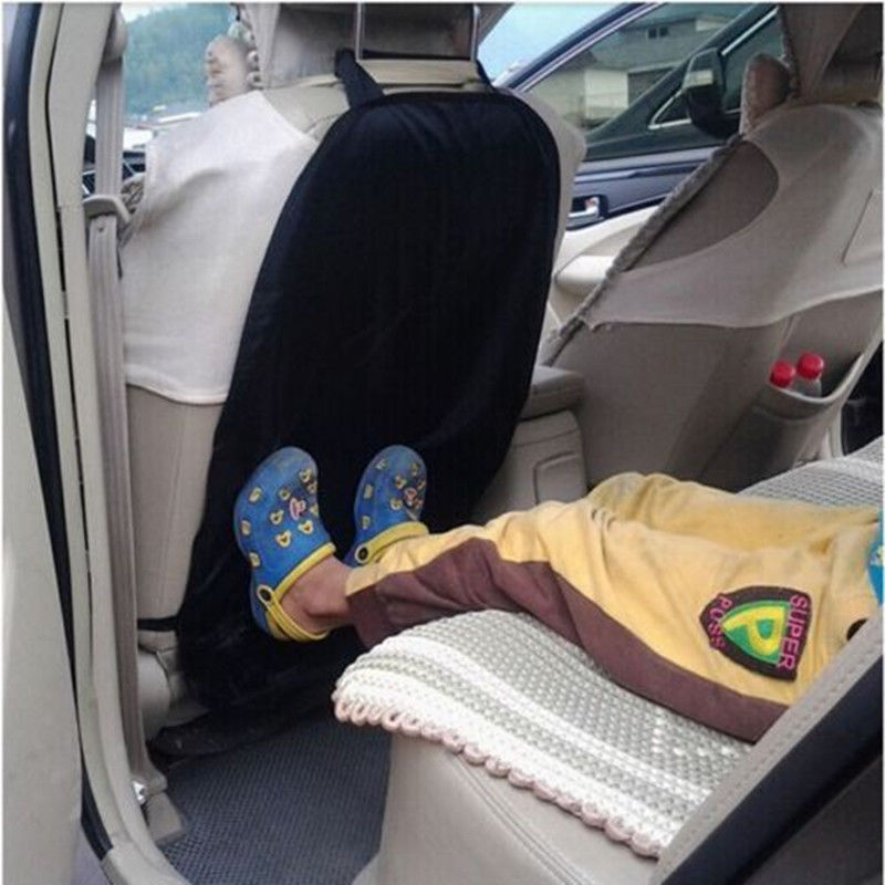 US Car Seat Back Cover Protector Kick Clean Mat Pad Anti Kicked Dirty For Baby