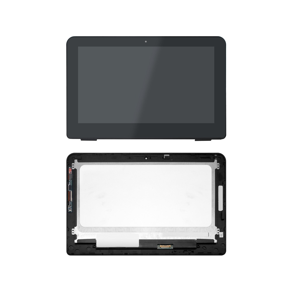 LCD Touch Screen Digitizer Glass Assembly for HP x360 11-k138tu 11-k053tu 11-k054tu 11-k055tu 11-k058tu 11-k140tu 11-k143tu 11-k