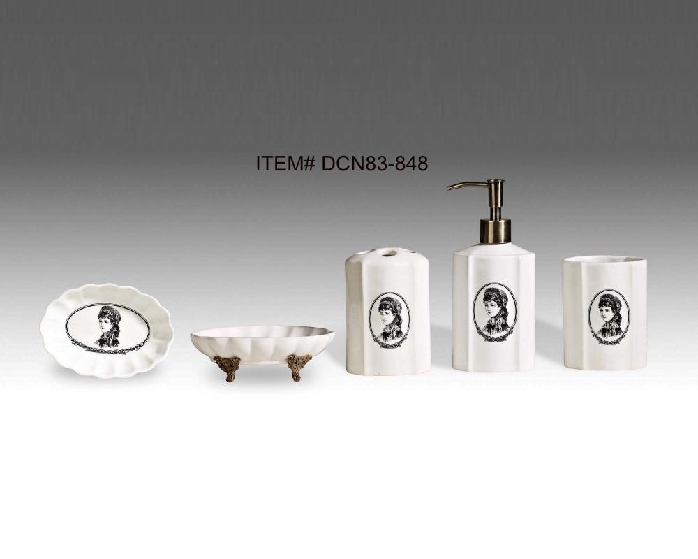 Luxe Badkamer Accessoires : Badkamer accessoires set online get cheap luxe badkamer
