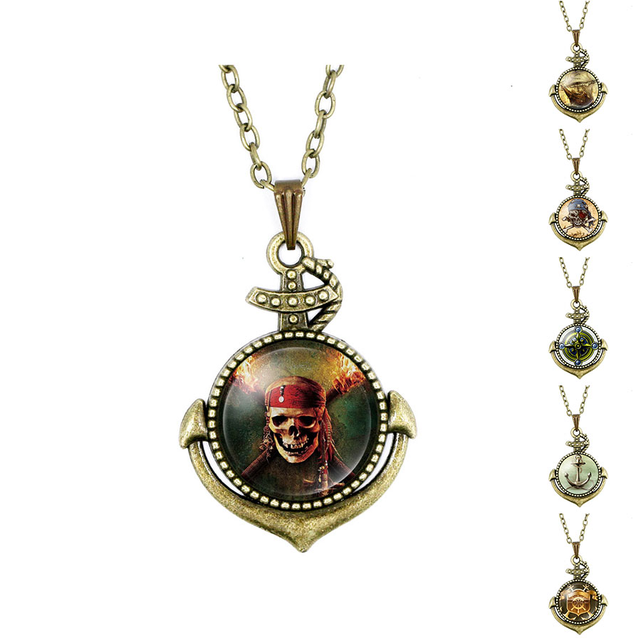 Vintage Pirates of the Caribbean Necklace Wholesale ...