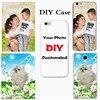 Custom Design Photo Phone Cases For Phone 4S 5S SE 6 6S 7 Plus Customized Cover