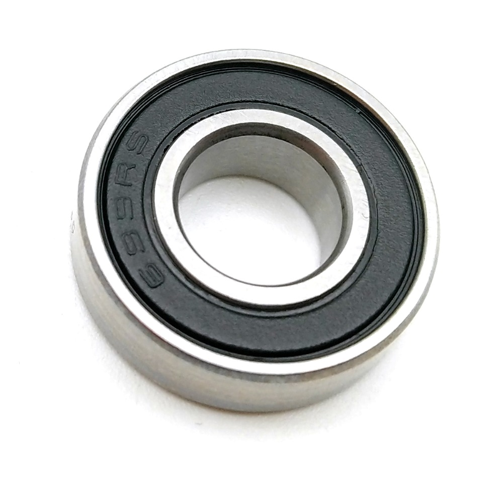 9x20x6 Rubber Sealed Bearing 699-2RS