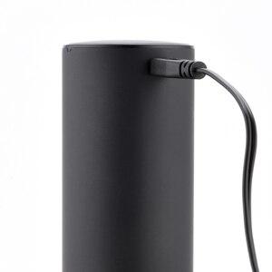 Image 4 - YoupinวงกลมJoyอัตโนมัติสีแดงไวน์ที่เปิดขวดUSBไฟฟ้าCorkscrewเครื่องตัดฟอยล์Cork Out ToolสำหรับMi Homeใช้
