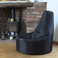 YUEWO Bean Bag Chair Cover Chair Accessories Oxford Without Bean Filling Multiple Colors