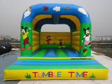 4.5X4M Mickey Mouse Inflatable Bouncer