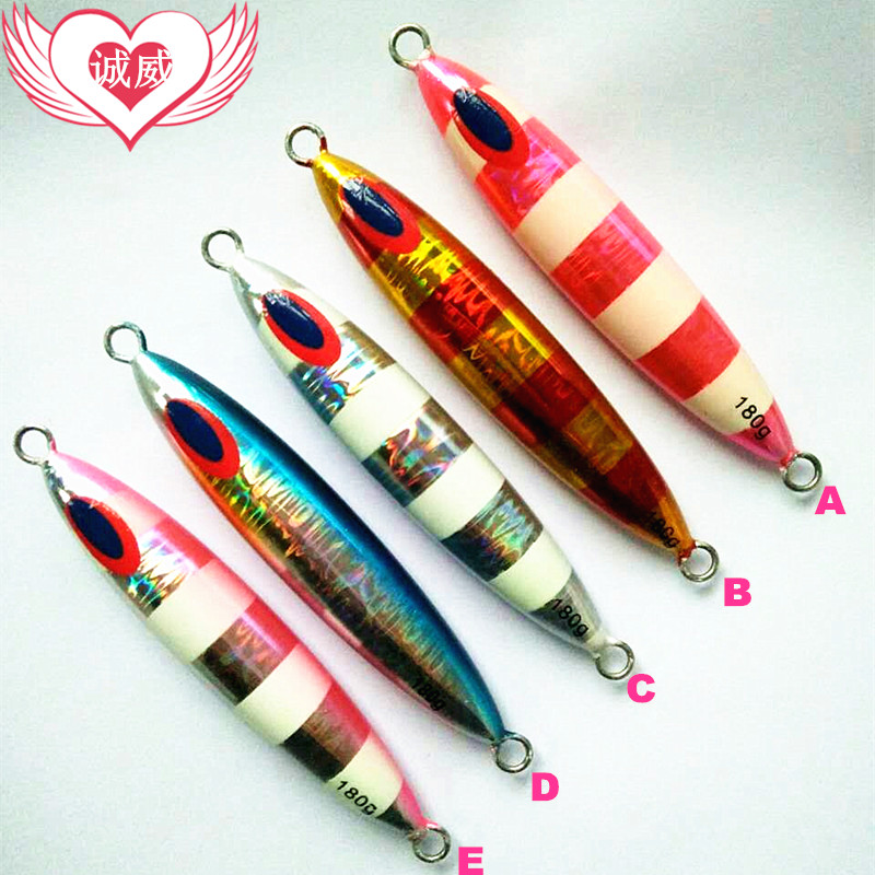 Direct manufacturers to accept orders  japan strong  slow  jig lure  fishing lures 220g or 180g