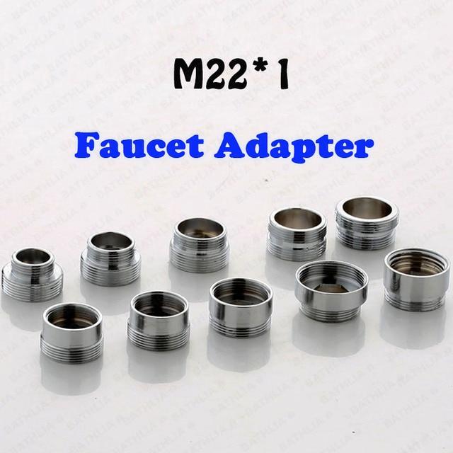 M22 Water Purifier Adapter Brass Faucet Aerator Connector Adapter ...