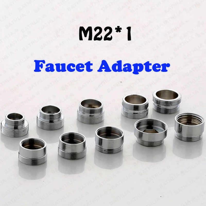 M22 очиститель воды адаптер аэратор смесителя разъем адаптера Кухня кран замена легко собрать