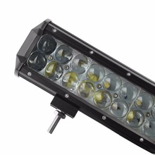 SufeMotec 4D 20 23 28 36 Inch 210W 240W 300W 390W 480W LED Work Light Bar For Offroad Trucks 4WD Boat SUV ATV Boat Driving Lamps