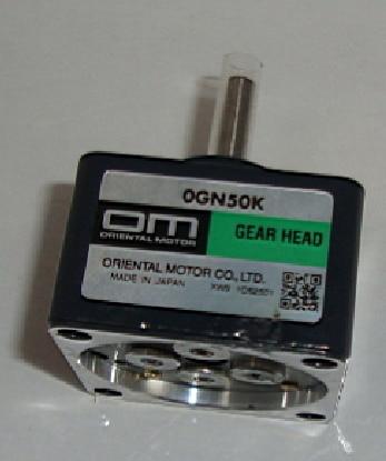 ORIENTAL (AC):Parallel Angle Gear (AC):GN Series, Oriental Motor 0GN50K