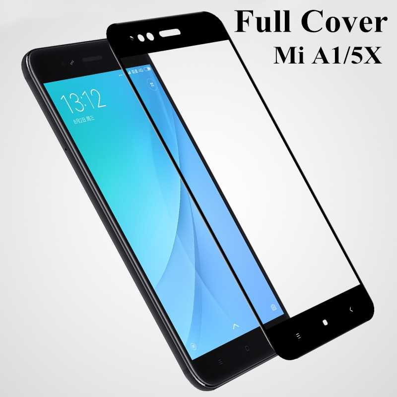 Protective tempered glass for Xiaomi Mi A1 screen protector for xiaomi 5x my xiomi mi 5x xiami mi5x Xaomi mia1 mi5 x mia 1 glas
