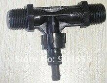 1/4 inche Venturi injector,ozone gas diffuser ozone generator parts.