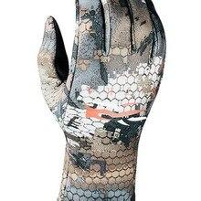 Новинка, мужские охотничьи перчатки Sitka, быстросохнущие камуфляжные толстые зимние перчатки, походные, для спорта на открытом воздухе, Golve, США Размер s-xl, Sitka