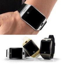 Bluetooth Smart Watch Waterproof Smartwatch Sport Uhr Armbanduhr Unterstützung NFC Sim-karte Kamera Für Samsung Android Telefon PK GT08
