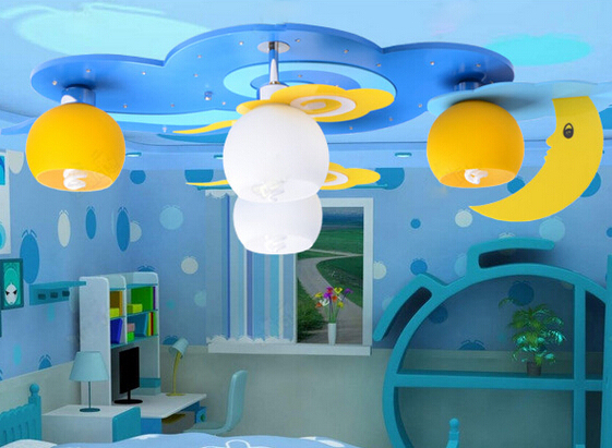 aliexpress koop kinderen slaapkamer lampen kids plafondlamp