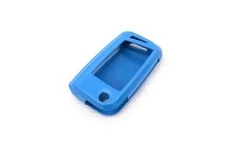 Высокое качество жесткий Пластик БЕСКЛЮЧЕВОЙ дистанционный ключ защитный кожух(белый глянцевый) для VW Volkswagen Golf MK7
