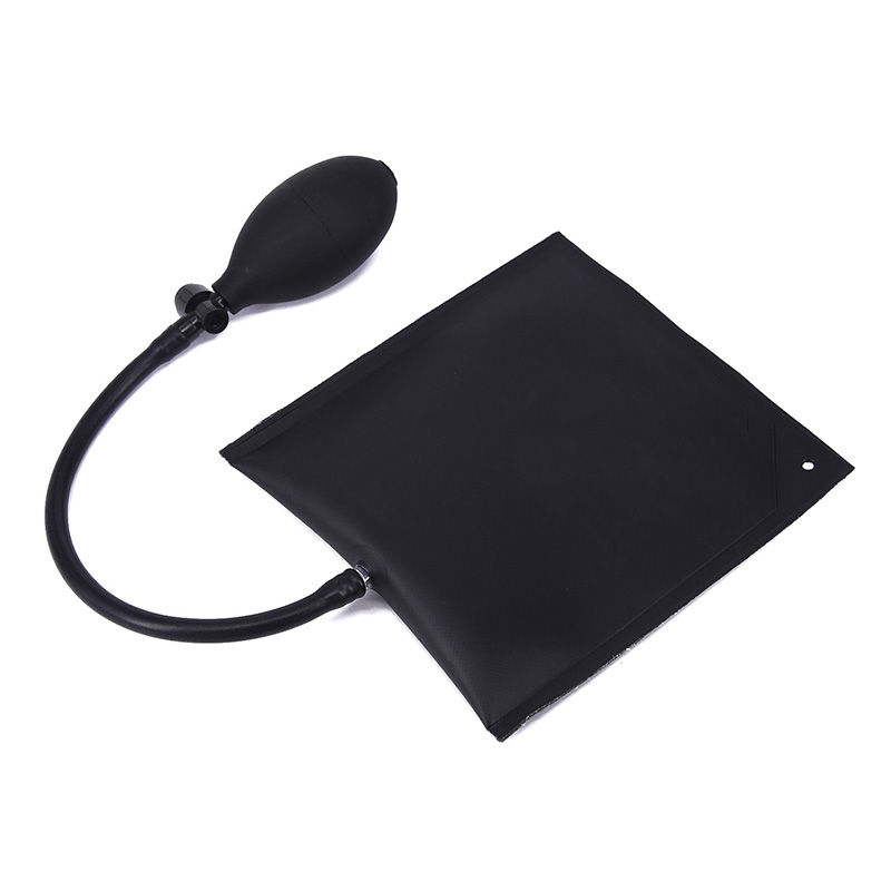 Image 5 - Car Airbag Door Positioning Cushion Black Adjustable Replace Replacement Auto