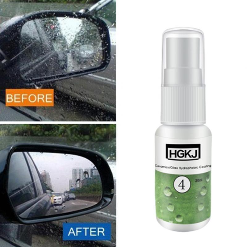 Car Windshield Glass Nano Hydrophobic Coating Waterproof Agent