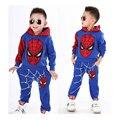 kids sport suit Boys Sport Clothes Characters Clothing Spider-Man Kids Outfits Children Boutique Sets Kids Designer Clothes