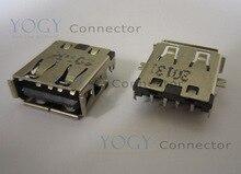 1 шт. Ноутбук USB Порт, пригодный для Asus Eee PC 1001 1005 1101HAB Серии материнская плата usb разъем