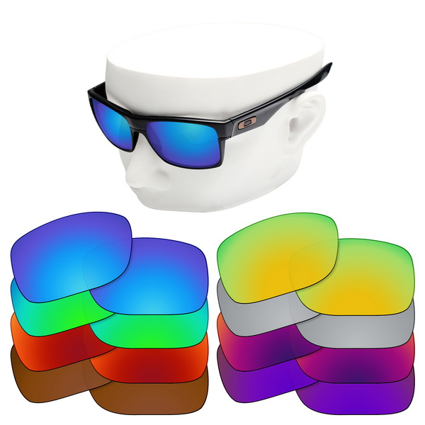 OOWLIT Polarized Replacement Lenses For-Oakley TwoFace OO9189 Sunglasses
